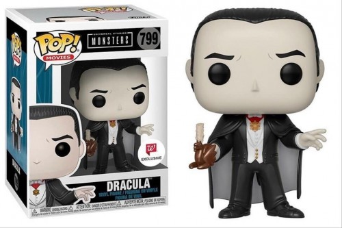 Funko Pop Dracula Walgreens-Universal Studios Monsters-799