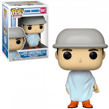 Funko Pop Dumb And Dumber - Lloyd Christmas Getting A Haircut-Movies-1041