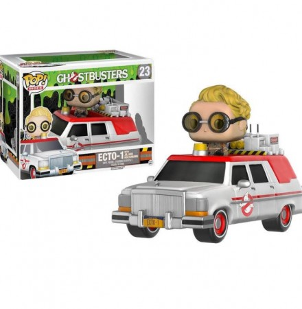 Funko Pop Ecto-10 Rides Ghostbusters-Ghostbusters-23