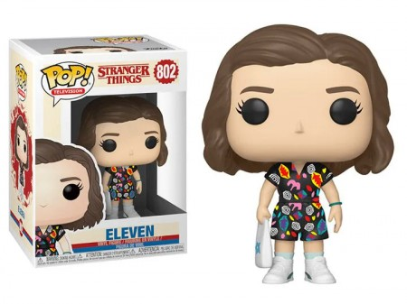 Funko Pop Eleven-Stranger Things-802