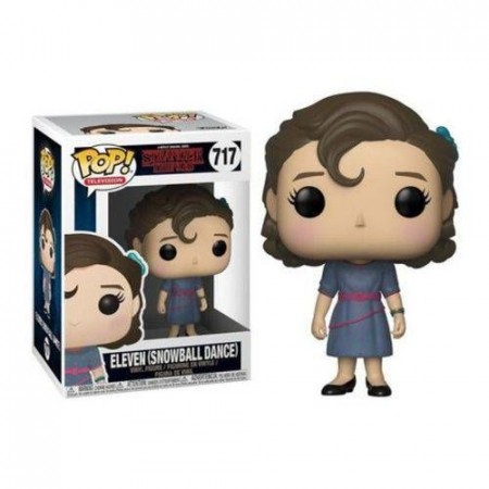 Funko Pop Eleven Snowball Dance-Stranger Things-717