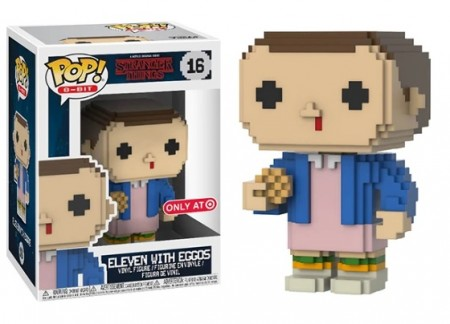 Funko Pop Eleven With Eggos Target Exclusive-Stranger Things-16