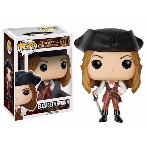 Funko Pop Elizabeth Swann - Piratas Do Caribe - #175