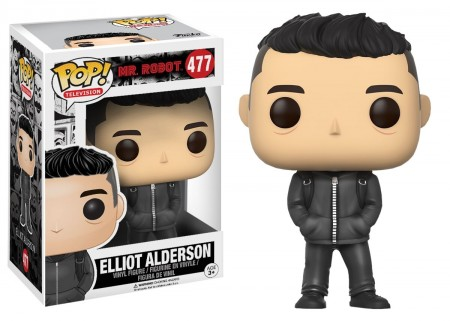 Funko Pop Elliot Alderson-Mr. Robot-477