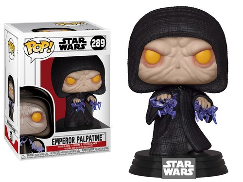 Funko Pop Emperor Palpatine-Star Wars-289