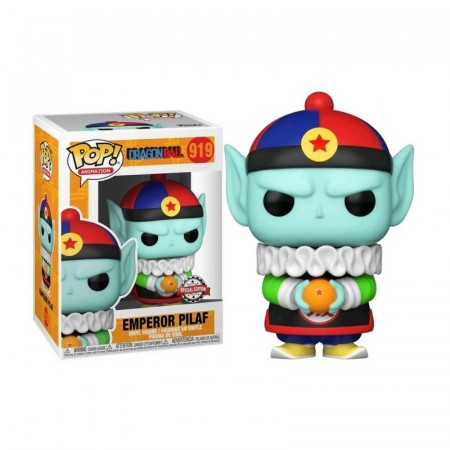 Funko Pop Emperor Pilaf-Dragon Ball-919