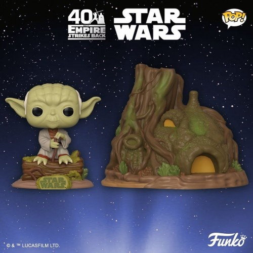 Funko Pop Empire Strikes Back Yoda-Funko-1