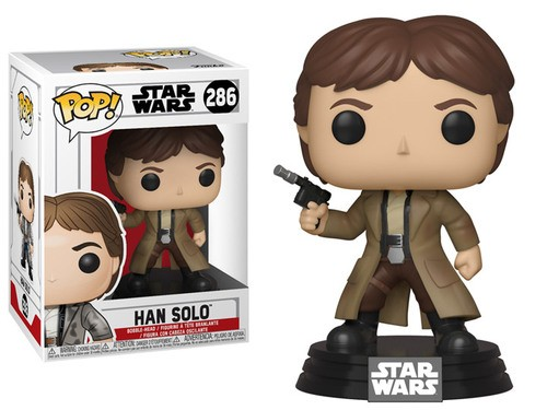 Funko Pop Endor Han Solo-Star Wars-286