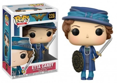 Funko Pop Etta Candy-Wonder Woman Movie-228