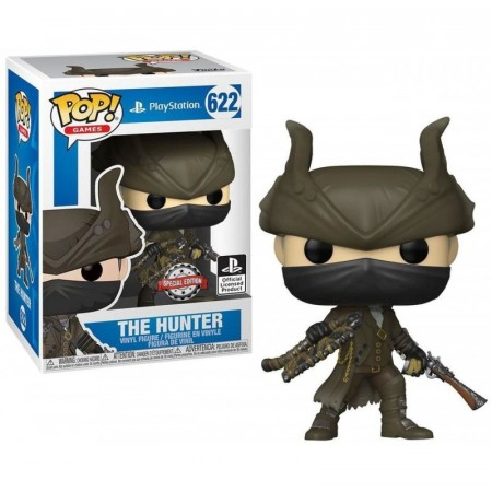 Funko Pop Exclusivo Playstation The Hunter #622-PlayStation-622