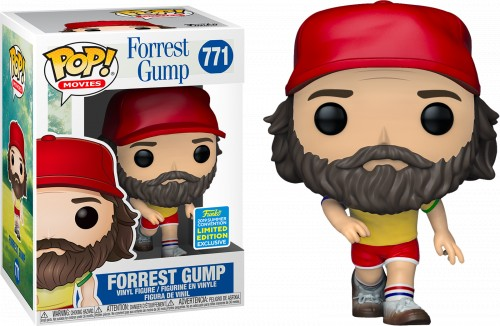 Funko Pop Forest Gump Exclusivo Sdcc 19-Forest Gump-771