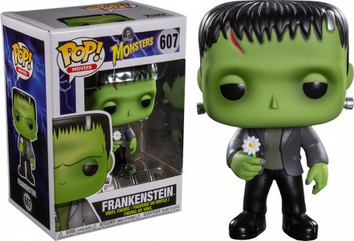 Funko Pop Frankenstein Exclusivo-Universal Monsters-607