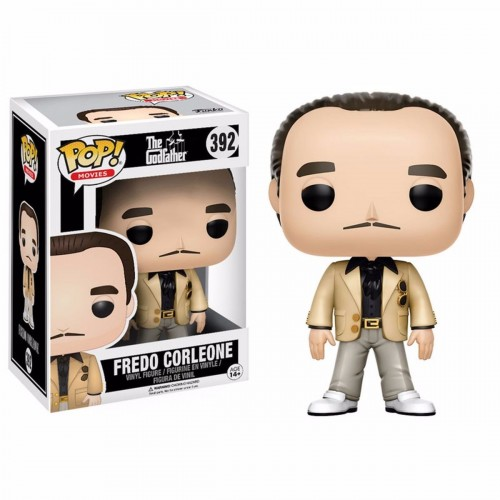 Funko Pop Fredo Corleone-The Godfather-392