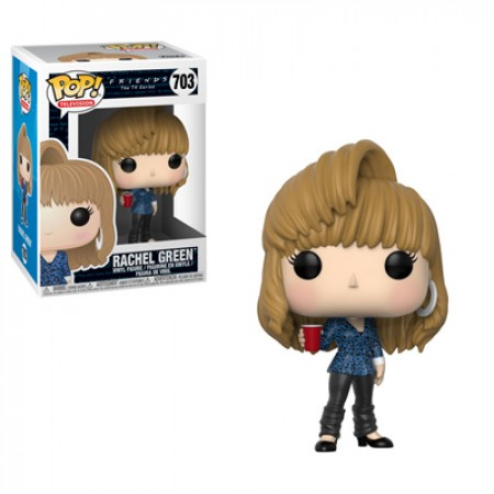 Funko Pop Friends Rachel Green #703-Friends-703