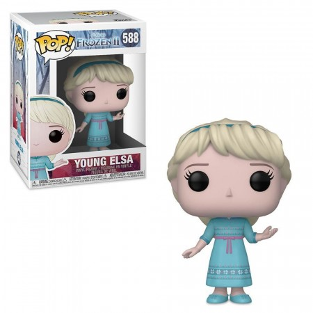 Funko Pop Frozen Ii: Young Elsa-Frozen II-588