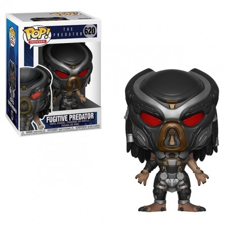 Funko Pop Fugitive Predator-The Predator-620