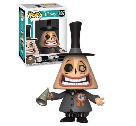 Funko Pop Mayor-Nightmare Before Christmas-807