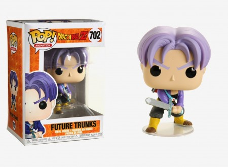 Funko Pop Future Trunks 702-dragon ball Z-702