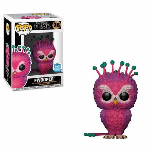 Funko Pop Fwooper Limited Edition-Animais Fantásticos-26