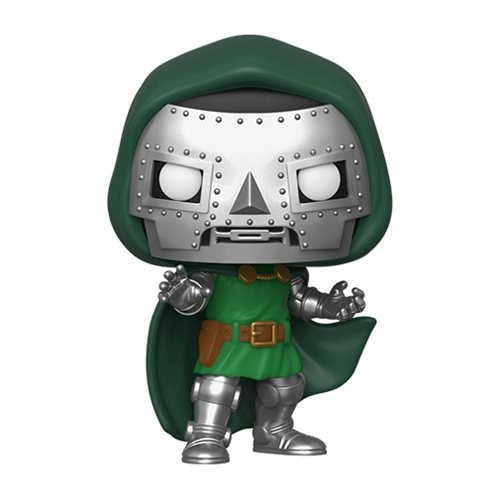 Funko Pop Doctor Doom - Fantastic Four - #100