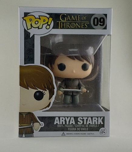 Funko Pop Game Of Thrones Arya Stark 09 Original-Game of Thrones-9