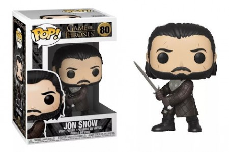 Funko Pop Game Of Thrones- Jon Snow 80-Game of Thrones-80