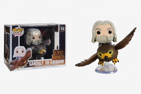Funko Pop Gandalf On Gwaihir Lord Of The Rings-Senhor dos Anéis-72