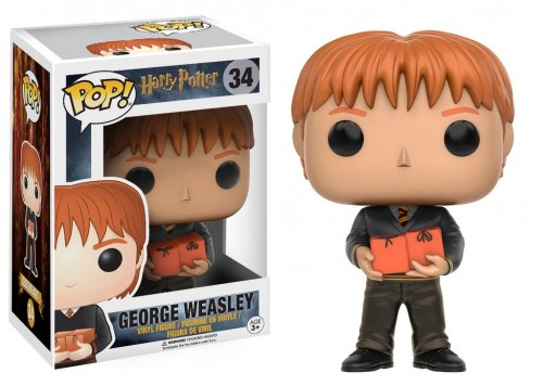 Funko Pop George Wesley - Harry Potter - Harry Potter - #34