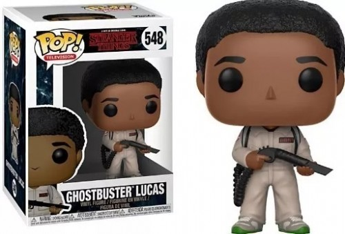 Funko Pop Ghostbusters Lucas - Stranger Things-Stranger Things-548