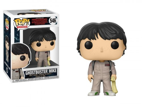 Funko Pop Ghostbusters Mike - Stranger Things-Stranger Things-546