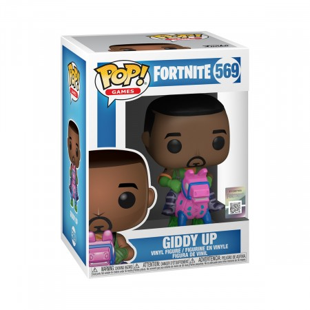 Funko Pop Giddy Up-Fortnite-569