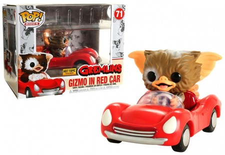 Funko Pop Gizmo In Red Car Exclusivo Hottopic-Gremlins-71