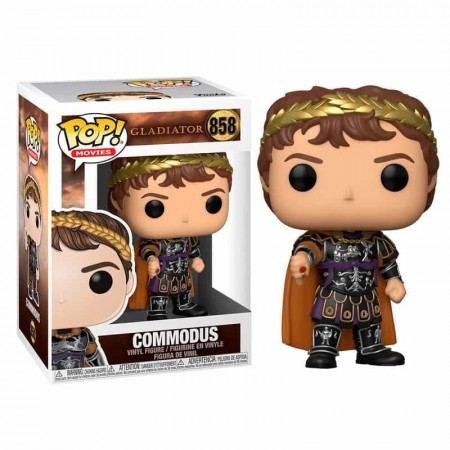 Funko Pop Gladiador Commodus-Gladiator-858