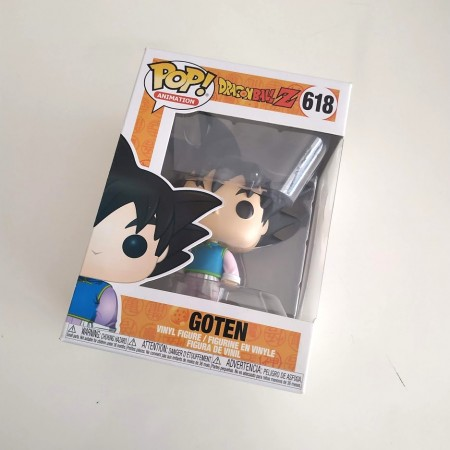 Funko Pop Goten-Dragon Ball Z-618
