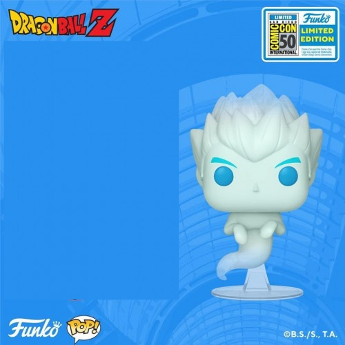 Funko Pop Gotenks Super Ghost Kamikase Attack Sdcc 2019-SDCC 2019-100