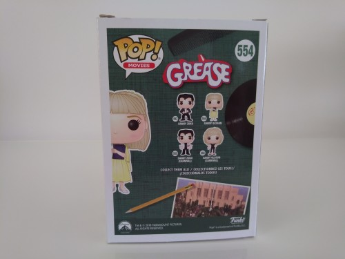 Funko Pop Grease Sandy - Grèase - #554