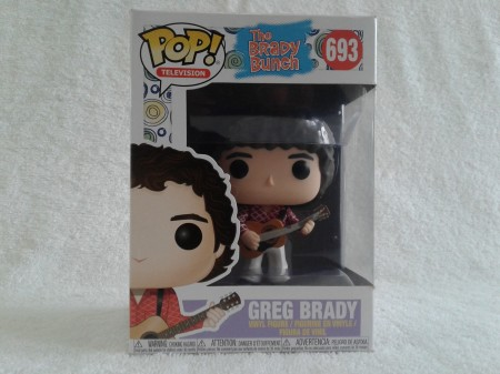Funko Pop Greg Brady-the brady bunch-693
