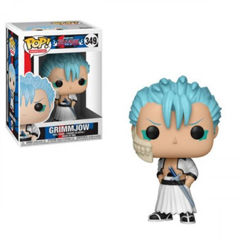 Funko Pop Grimmjow Bleach - Bleach - #349