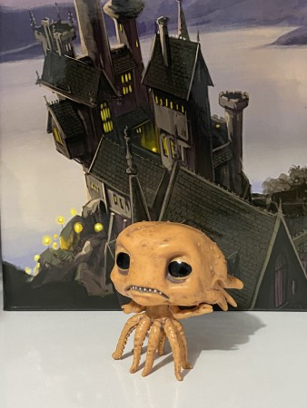 Funko Pop Grindylow- Raro-Harry Potter-3