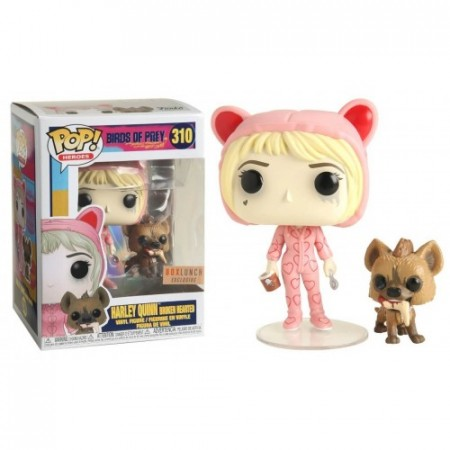Funko Pop Harley Quinn (broken Hearted) Boxlunch-Birds of Prey-310