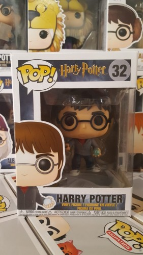Funko Pop Harry Potter-Harry Potter-32