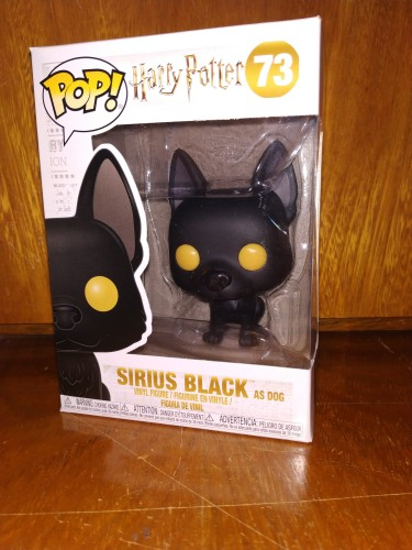 Funko Pop Harry Potter- Sirius Black #73-Harry Potter-73