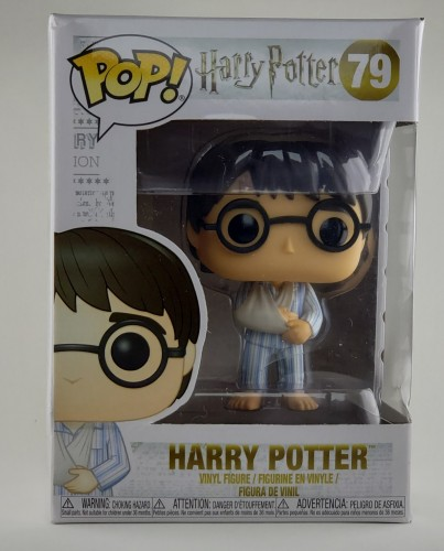 Funko Pop Harry Potter 79 Original-Harry Potter-79