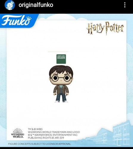 Funko Pop Harry Potter Barnes And Noble-Harry Potter-100