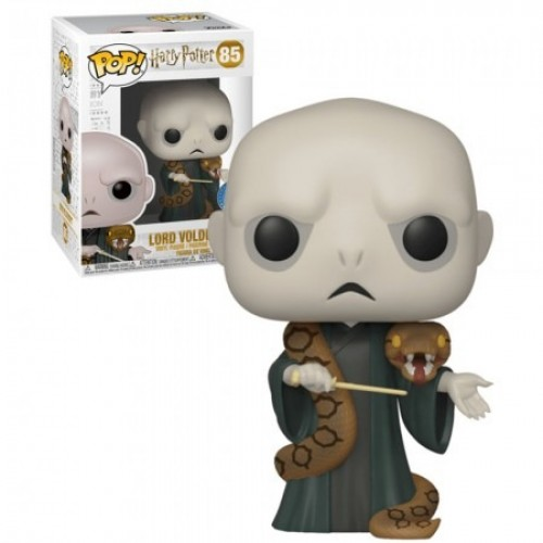 Funko Pop Harry Potter Exclusive - Lord Voldemort With Nagini 85-Harry Potter-1