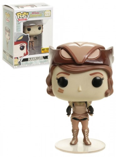 Funko Pop Hawkgirl Exclusiva Hottopic-DC Bombshells-223
