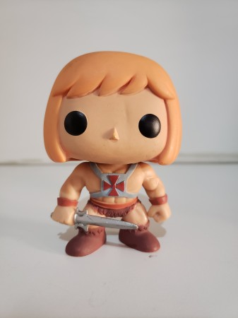 Funko Pop He Man Loose - Masters of the Universe - #17
