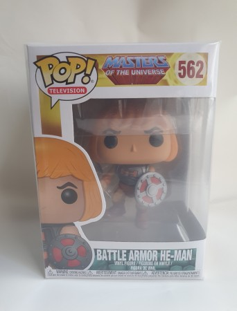 Funko Pop He-man - Masters Of The Universe - #562