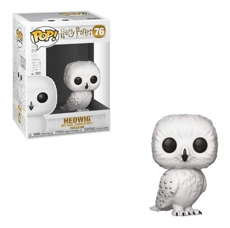 Funko Pop Hedwig Harry Potter-Harry Potter-76