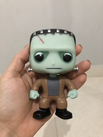 Funko Pop Herman Monstro (sem Caixa)-Os Monstros-1